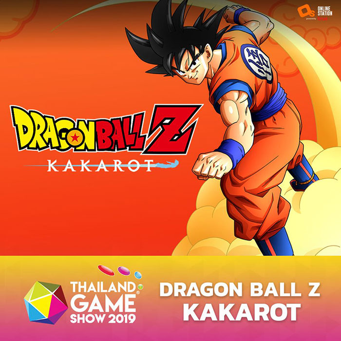 Dragon Ball Z Kakarot - Thailand Game Show 2019 - 4