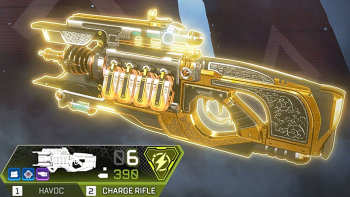 APEX Legends - Charge Rifle