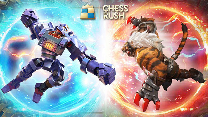Chess Rush - iOS - android