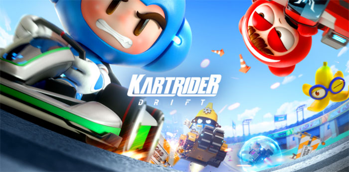 KartRider -PC, Xbox และ Steam - 1