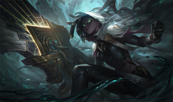 League of Legends  คลาส Soulbound - 2