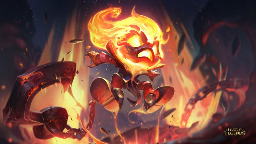 League of Legends  คลาส Soulbound - 4