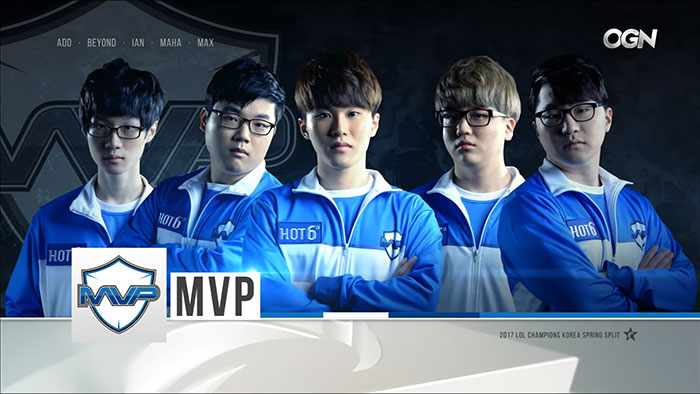 MVP - League of Legends