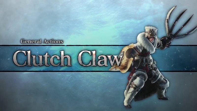 เทคนิคการใช้ Clutch Claw ในเกม Monster Hunter World: Iceborne