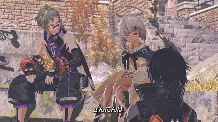 God Eater 3 Traversing the Past: Episode Phym