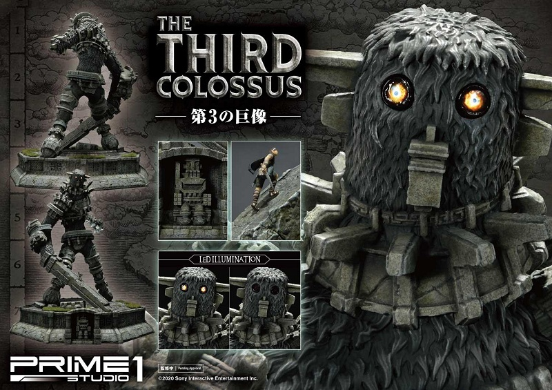 The Third Colossus