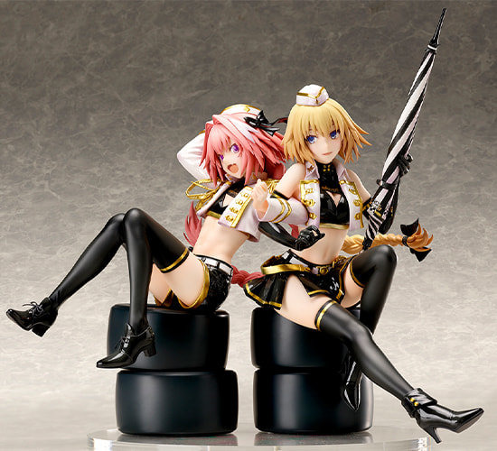 Astolfo & Jeanne D'arc TYPE-MOON Race ver.