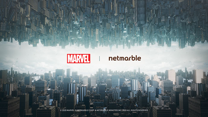 Netmarble - PAX East 2020 - Marvel