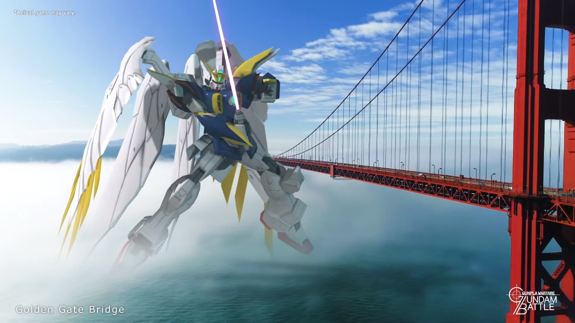 Gundam Battle