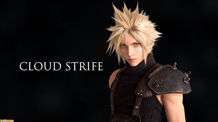 Final Fantasy VII - Setting ของ Cloud - 2