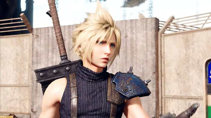 Final Fantasy VII - Setting ของ Cloud - 3