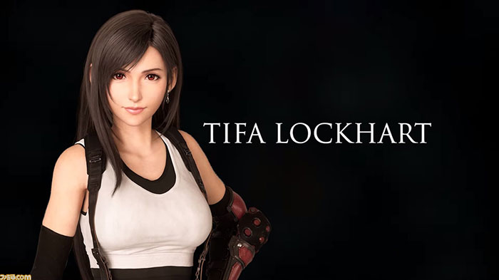 Final Fantasy - Setting ของ Tifa - 6