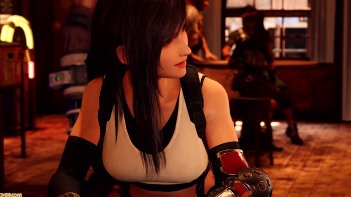 Final Fantasy - Setting ของ Tifa - 9
