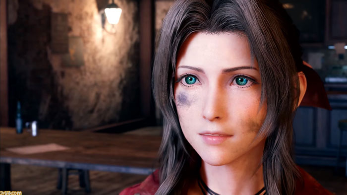 Final Fantasy VII Remake - Setting ของ Aerith - 13
