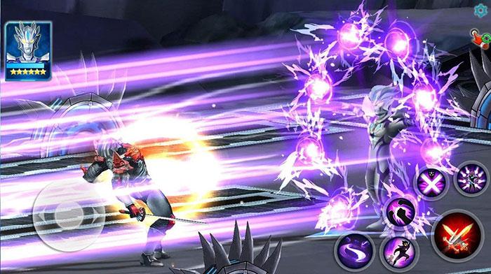 Ultraman - เกมมือถือ - ลิขสิทธิ์ - 2