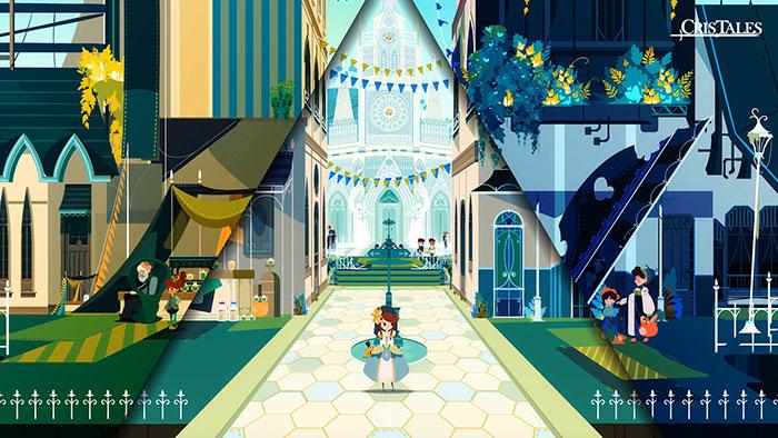 Cris Tales - เกมผจญภัย - 2