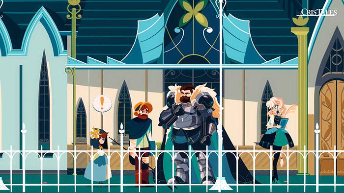 Cris Tales - เกมผจญภัย - 3