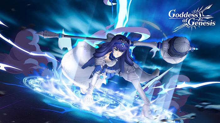 Goddess of Genesis - เกมมือถือ - CBT-4
