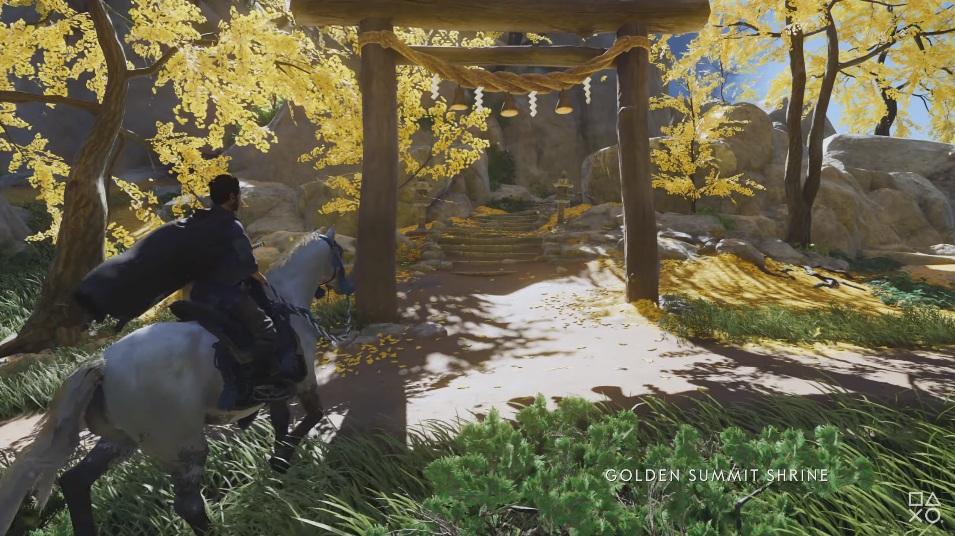 รวมข้อมูลน่าสนใจจากเกมเพลย์ล่าสุดของ Ghost of Tsushima