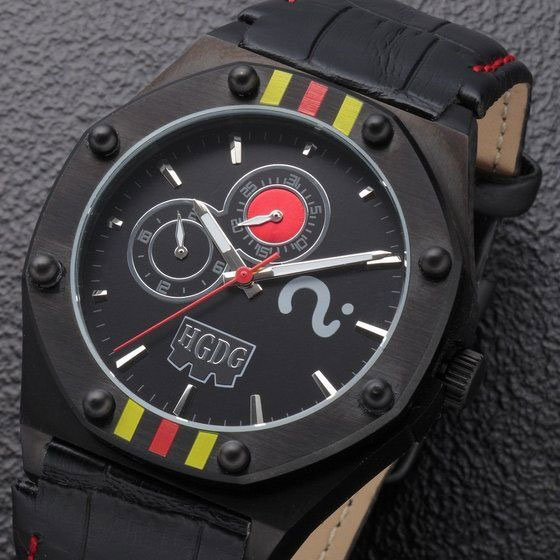 Kamen Rider Black 30th Anniversary Memorial Watch - 5
