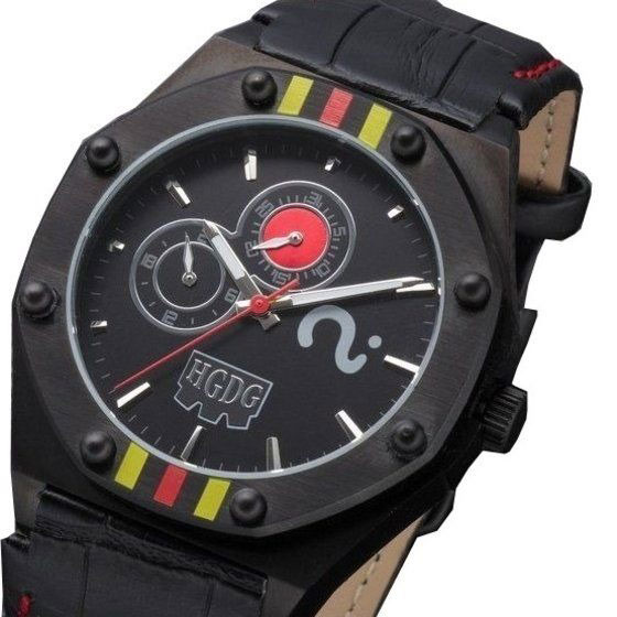 Kamen Rider Black 30th Anniversary Memorial Watch - 8