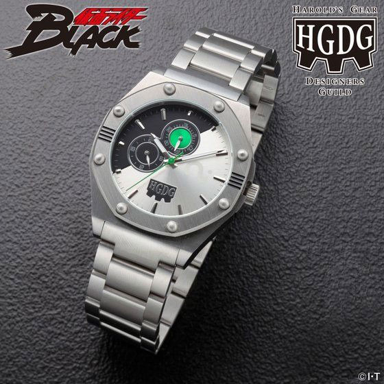 Kamen Rider Black 30th Anniversary Memorial Watch - 10
