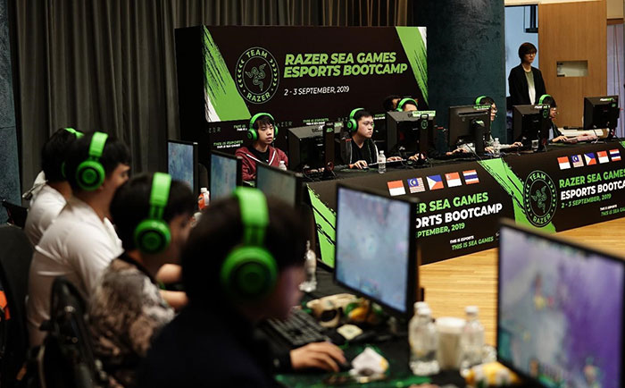 RAZER - THE INAUGURAL SOUTHEAST ASIAN INVITATIONAL 2020