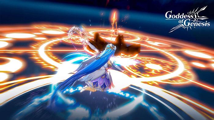 เกมมือถือ - Goddess of Genesis - 5