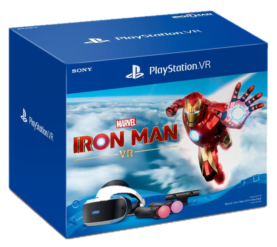 PlayStation VR Marvel's Iron Man
