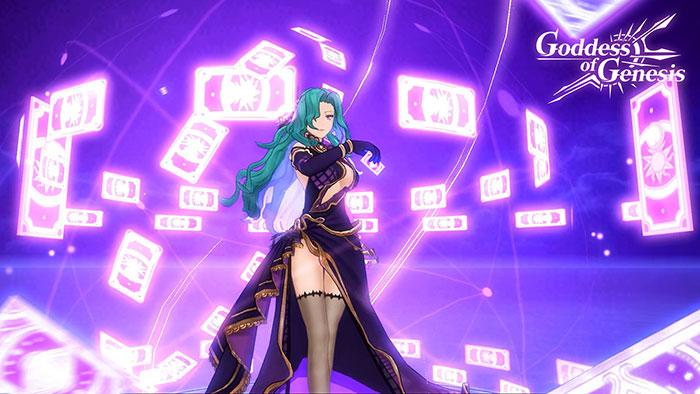 Goddess of Genesis - OBT - เกมมือถือ - 5