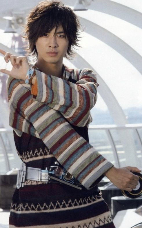 Watanabe Shu (Kamen Rider OOO)