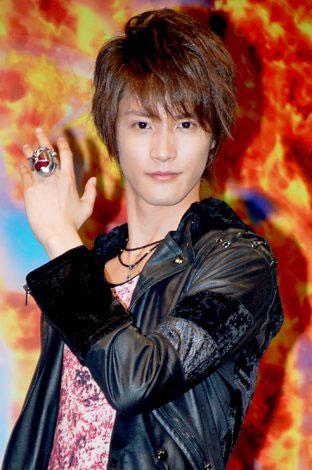 Shiraishi Shun'ya (Kamen Rider Wizard)