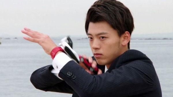 Takeuchi Ryoma (Kamen Rider Drive)