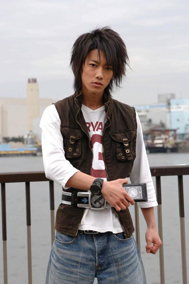 Satoh Takeru (Kamen Rider Den-O)