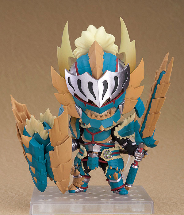 Monster Hunter World - Nendoroid Male Hunter - 4