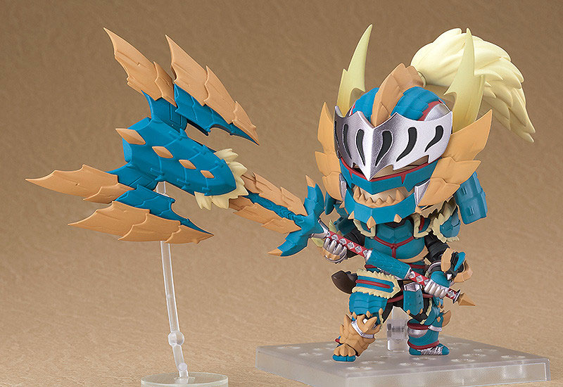 Monster Hunter World - Nendoroid Male Hunter - 7