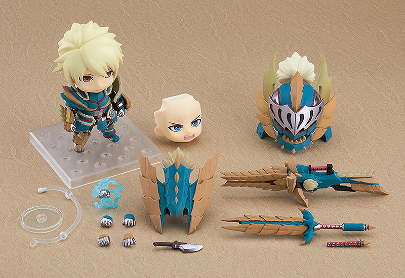 Monster Hunter World - Nendoroid Male Hunter - 8