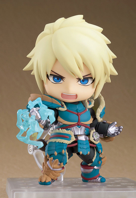 Monster Hunter World - Nendoroid Male Hunter - 9
