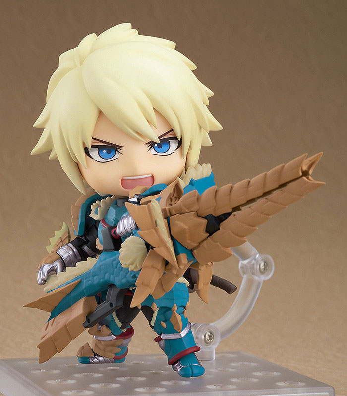 Monster Hunter World - Nendoroid Male Hunter - 10