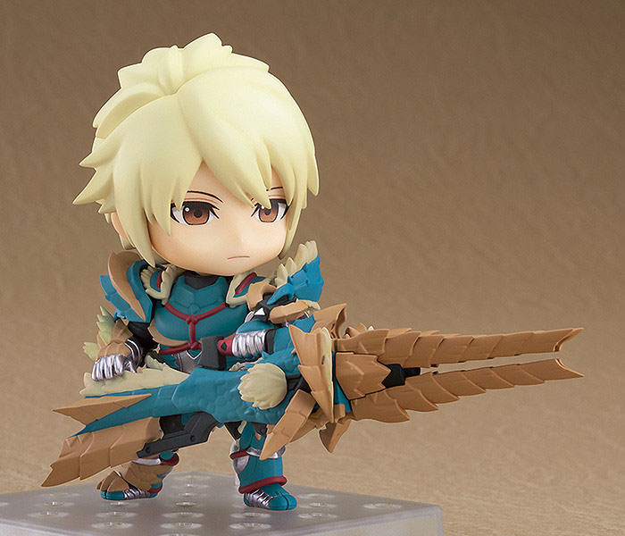 Monster Hunter World - Nendoroid Male Hunter - 11