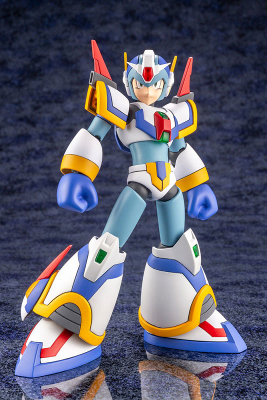 Rockman X 4 Fourth Armor - 3