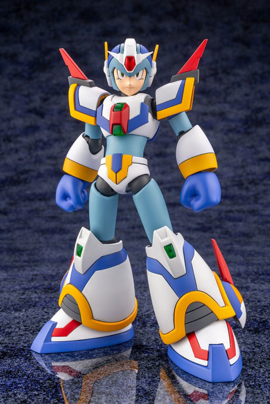 Rockman X 4 Fourth Armor - 5