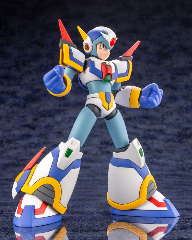 Rockman X 4 Fourth Armor - 7