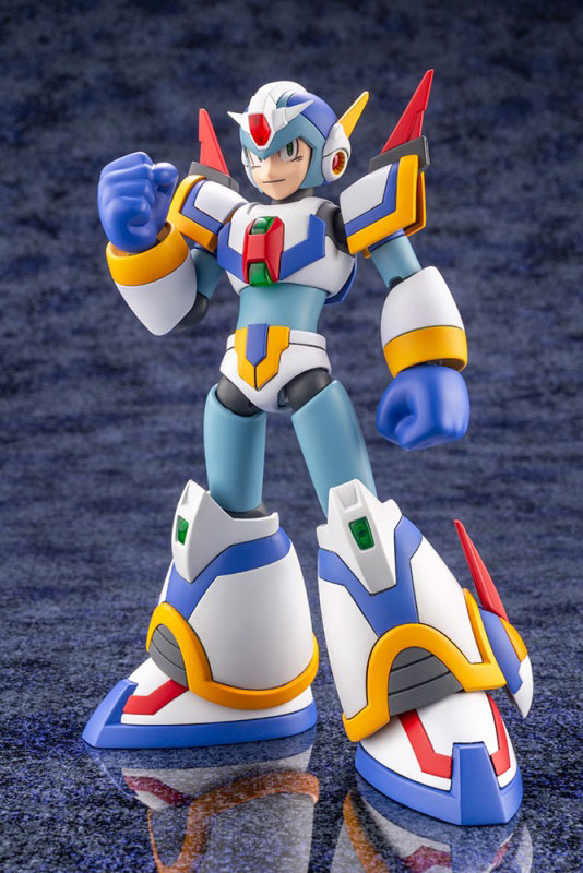 Rockman X 4 Fourth Armor - 8