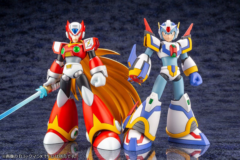 Rockman X 4 Fourth Armor - 16