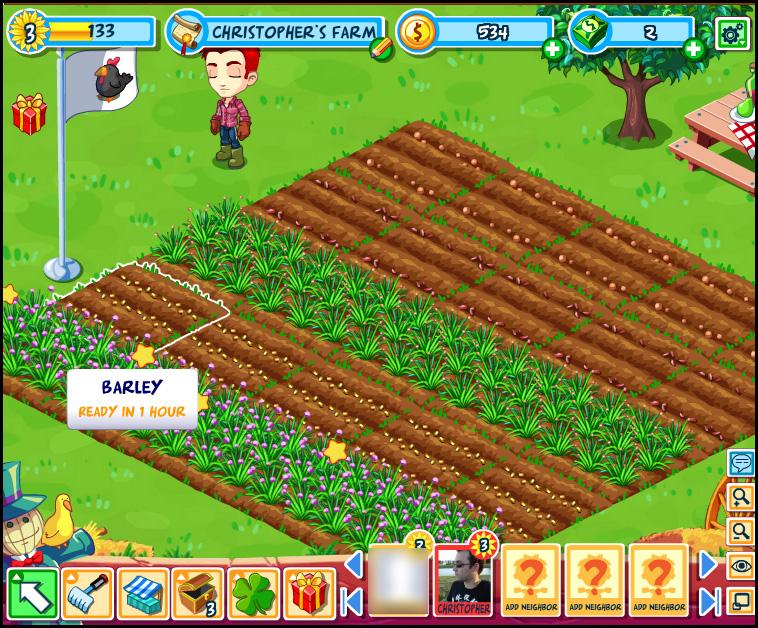 ปลูกผักกันอีกแล้วกับ Green Farm เกมใหม่จาก Gameloft มาสร้าง