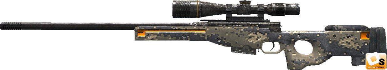 REVO ลุยทะลุมิติกับปืนสไนเปอร์ยอดฮิต AWPLE ลายดิจิตอล!!