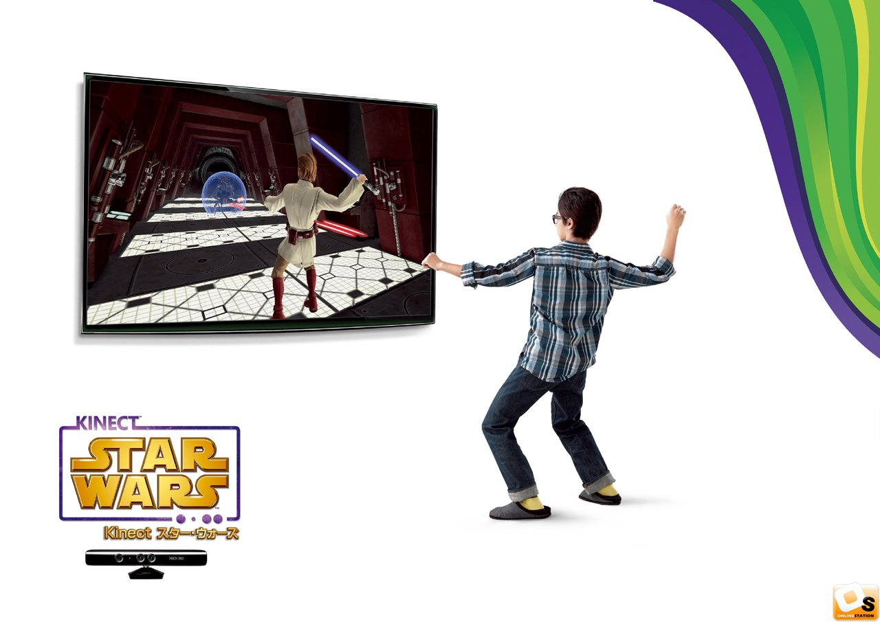 R2d2 360 View Kinect Star War...