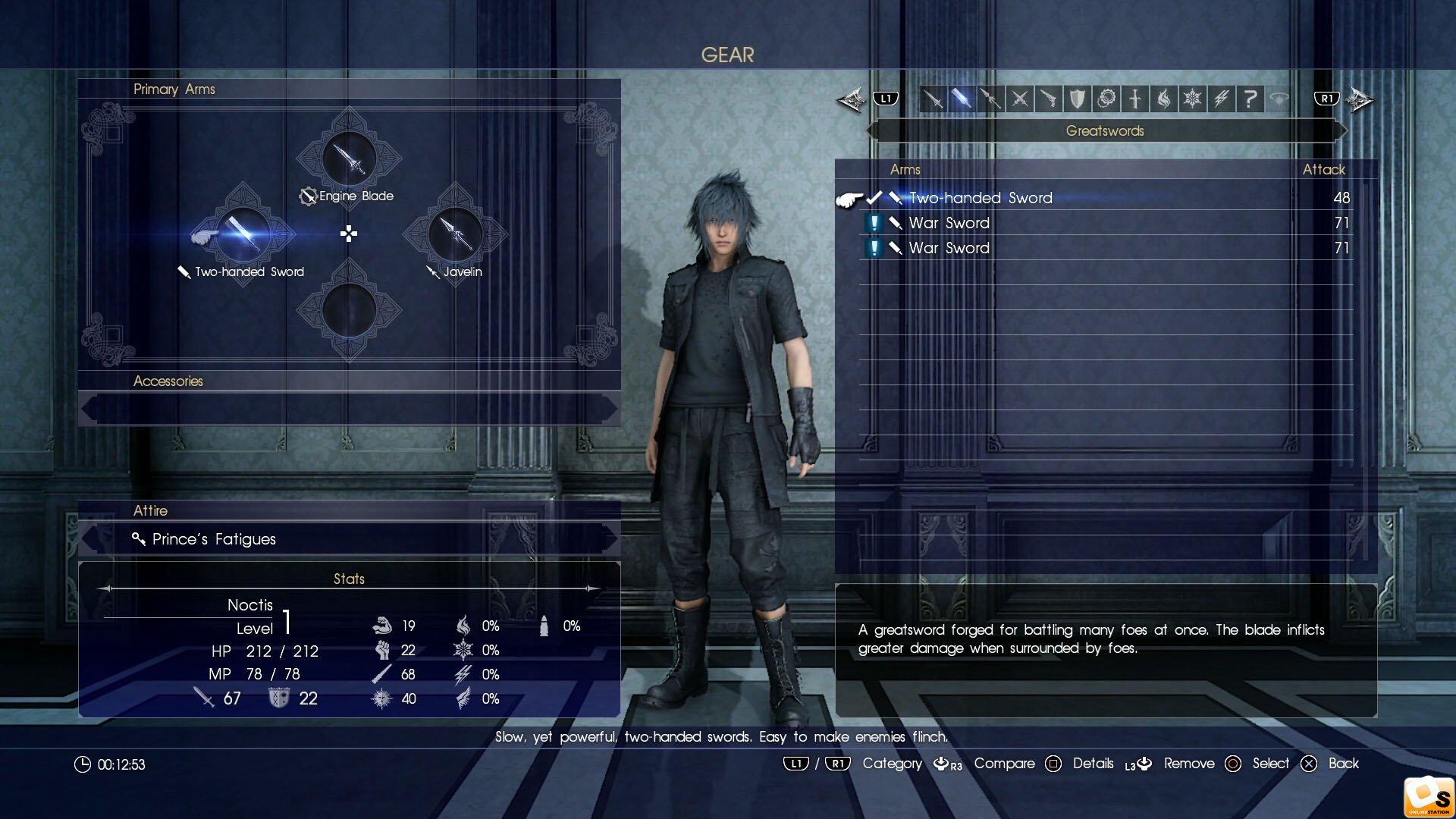 ร ว ว Final Fantasy Xv ไฟนอลแฟนตาซ ท เปล ยนไป